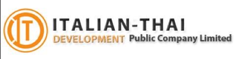 ITALIAN-THAI DEVELOPMENT