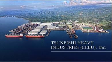TSUNESHI (CEBU) SHIPBUILDING INC.